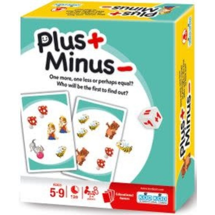 Asmodee Editions Plus-Minus
