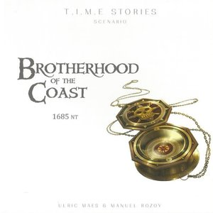Asmodee Editions Time Stories: Brotherhood of the Coast Expansion