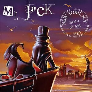 Asmodee Editions Mr. Jack in New York