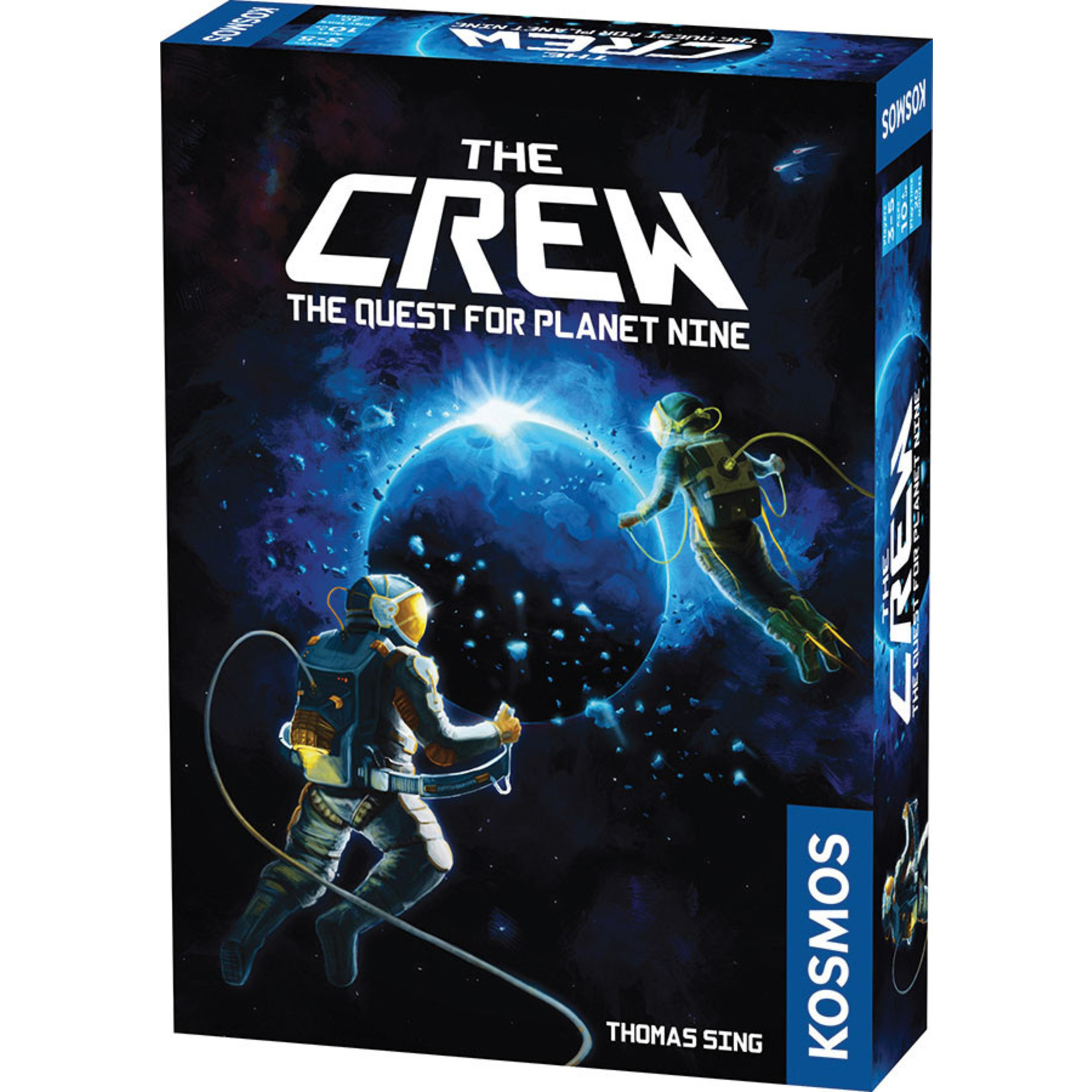 Thames Kosmos The Crew: The Quest for Planet Nine
