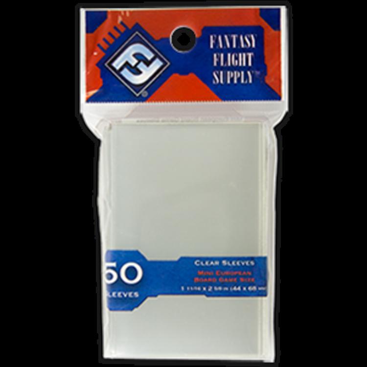Fantasy Flight Games Fantasy Flight Games: Mini European Card Sleeves (50)