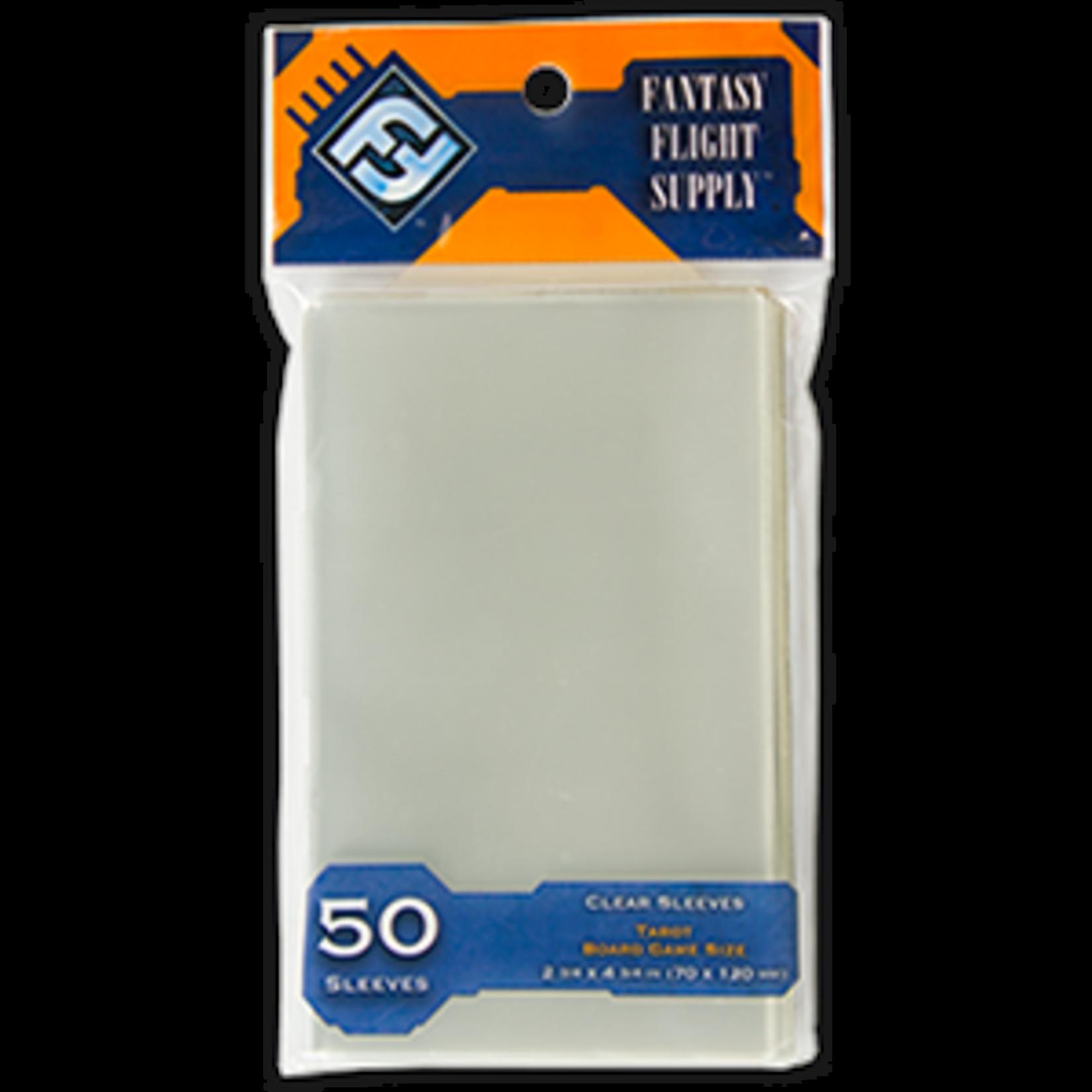 Fantasy Flight Games Fantasy Flight Games: Tarot Card Sleeves (50)