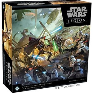 Fantasy Flight Games Star Wars Legion: Clone Wars Core Set