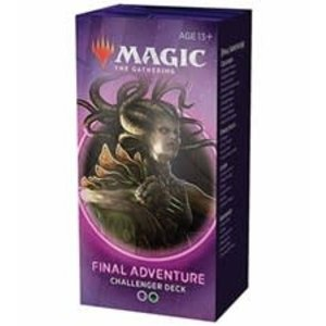 Wizards of the Coast Magic the Gathering: 2020 Challenger Deck: Final Adventure (online)