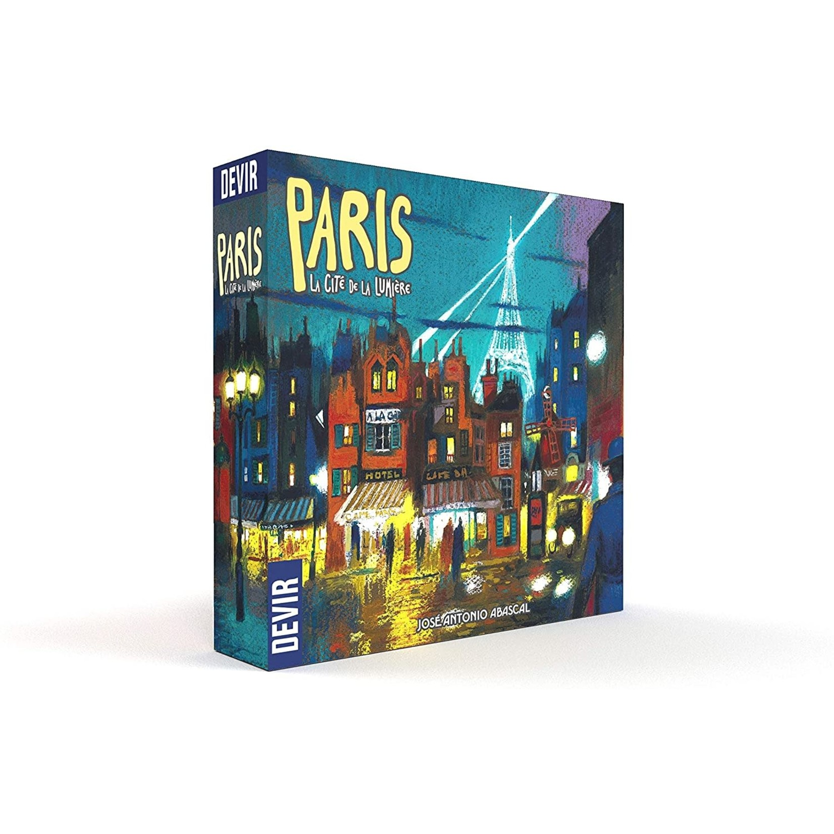 Devir Paris: La Cite de la Luminere