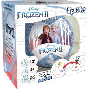 Asmodee Editions Spot It! Disney Frozen 2
