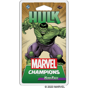 Fantasy Flight Games Marvel Champions Living Card Game: Hulk Hero Pack