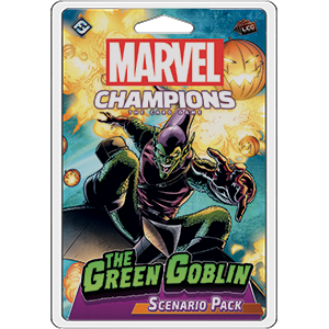 Fantasy Flight Games Marvel Champions Living Card Game: Green Goblin Scenario Pack