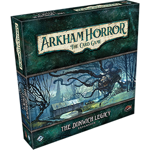 Fantasy Flight Games Arkham Horror LCG: Dunwich Legacy Expansion