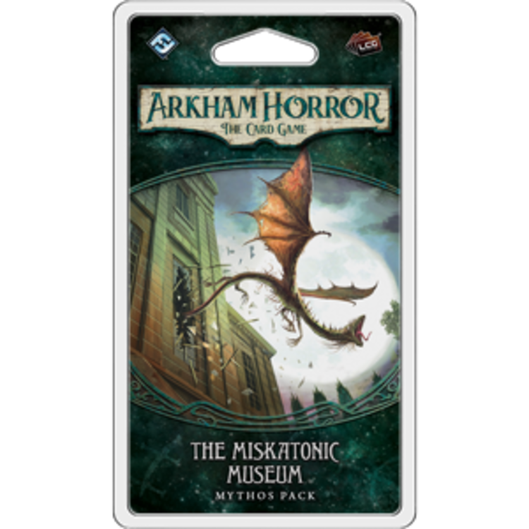 Fantasy Flight Games Arkham Horror LCG: The Miskatonic Museum Mythos Pack (Dunwich Legacy Pack 1)