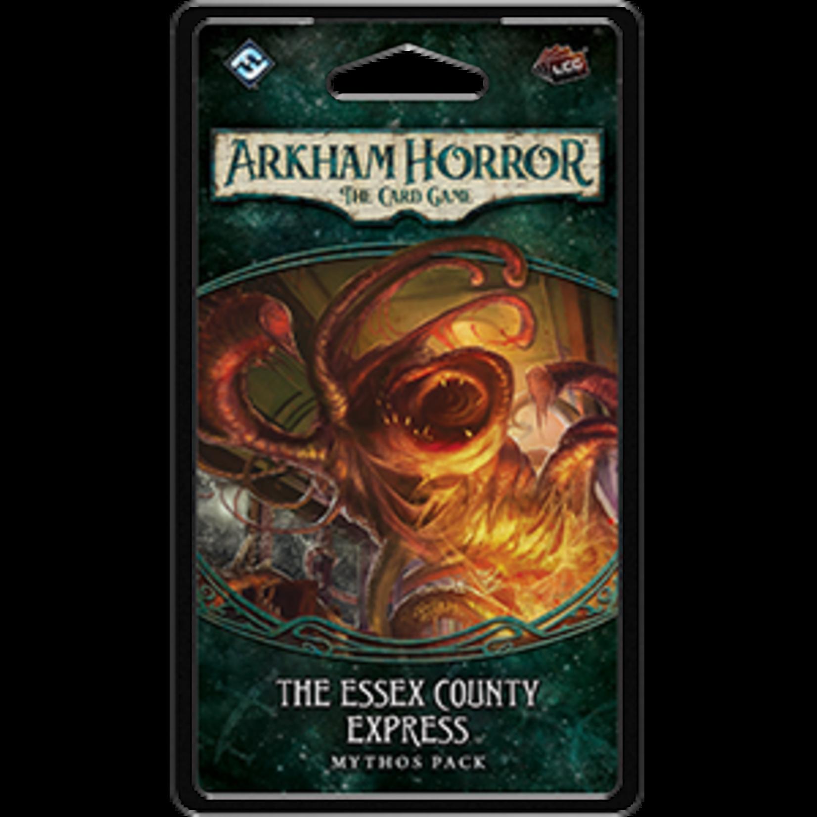 Fantasy Flight Games Arkham Horror LCG: The Essex County Express Mythos Pack (Dunwich Legacy Pack 2)
