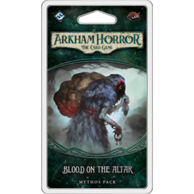Fantasy Flight Games Arkham Horror LCG: Blood on the Altar Mythos Pack (Dunwich Legacy Pack 3)