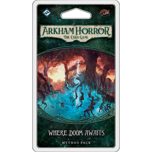 Fantasy Flight Games Arkham Horror LCG: Where Doom Awaits Mythos Pack (Dunwich Legacy Pack 5)