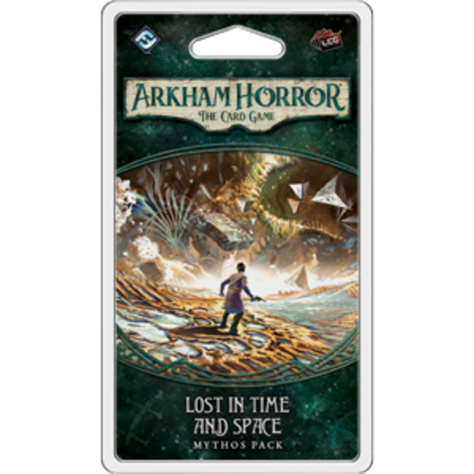 Fantasy Flight Games Arkham Horror LCG: Lost in Time and Space Mythos Pack (Dunwich Legacy Pack 6)