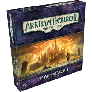 Fantasy Flight Games Arkham Horror LCG: The Path to Carcosa Deluxe Expansion
