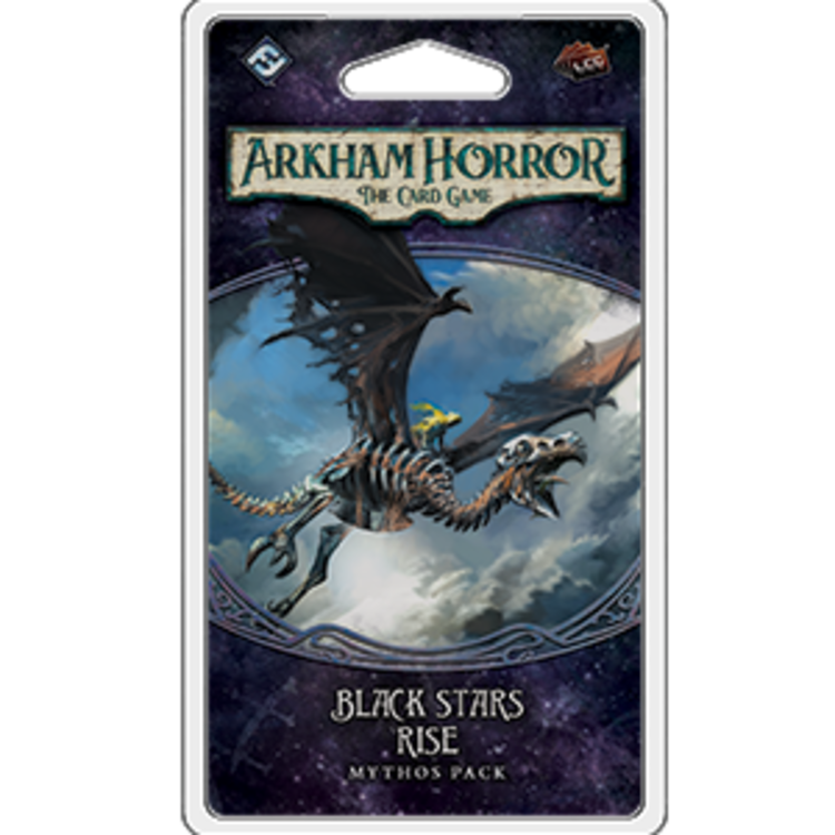 Fantasy Flight Games Arkham Horror LCG: Black Stars Rise Mythos Pack (Path to Carcosa 5)