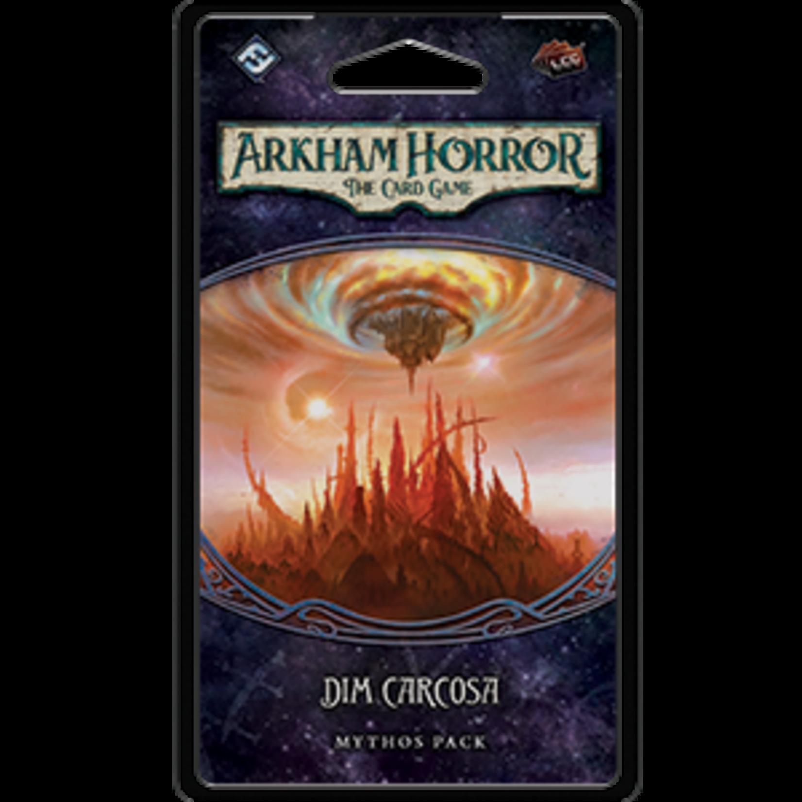 Fantasy Flight Games Arkham Horror LCG: Dim Carcosa Mythos Pack (Path to Carcosa 6)