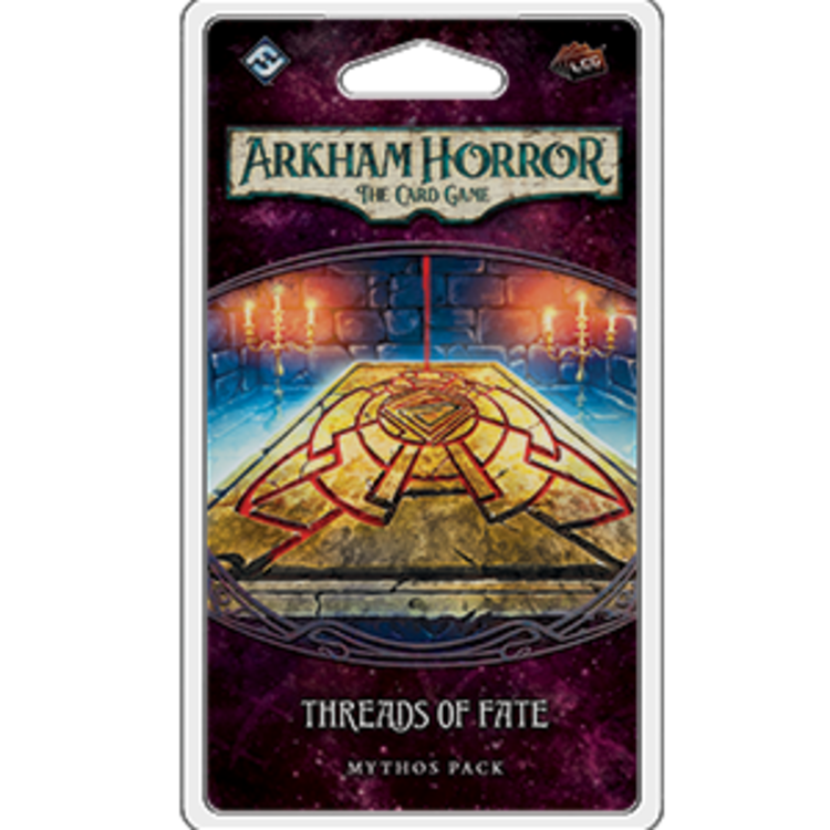 Fantasy Flight Games Arkham Horror LCG: Threads of Fate Mythos Pack (Forgotten Age 1)