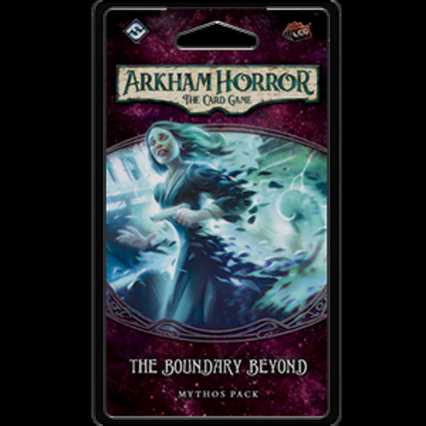 Fantasy Flight Games Arkham Horror LCG: The Boundary Beyond Mythos Pack (Forgotten Age 2)