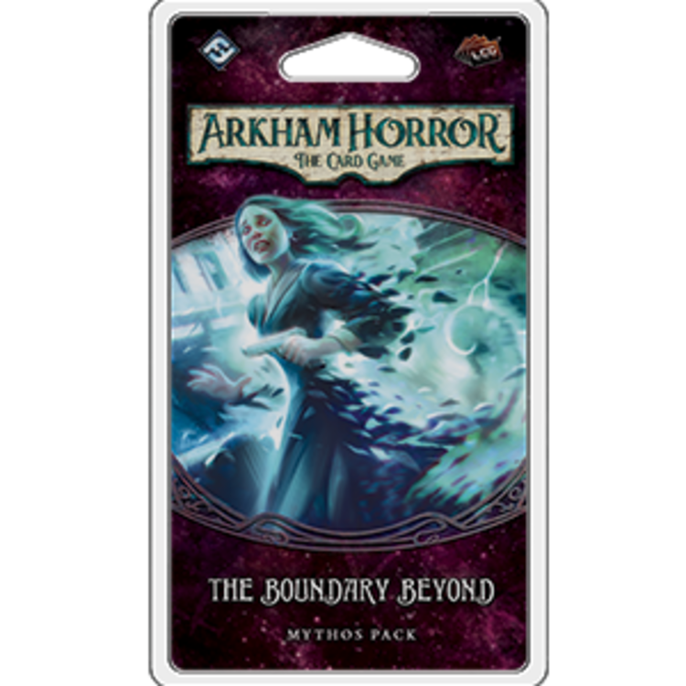 Fantasy Flight Games Arkham Horror LCG: The Boundary Beyond Mythos Pack (Forgotten Age 2)