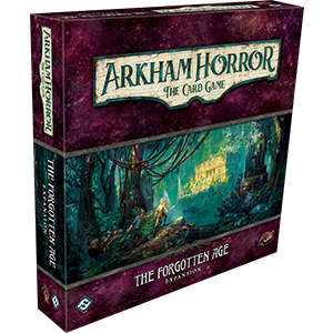Fantasy Flight Games Arkham Horror LCG: The Forgotten Age Expansion