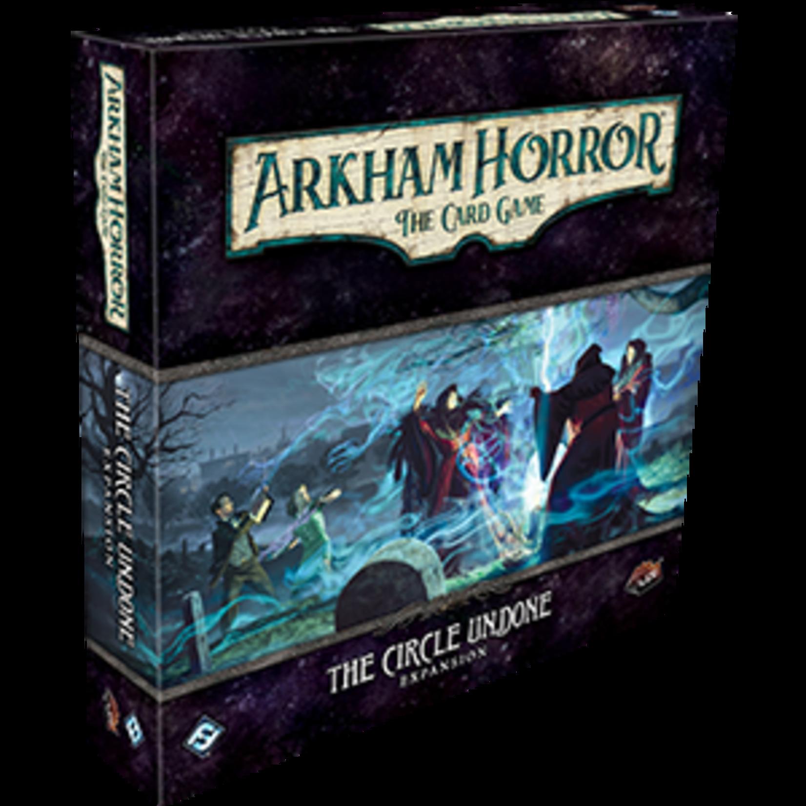 Fantasy Flight Games Arkham Horror LCG: Circle Undone Expansion