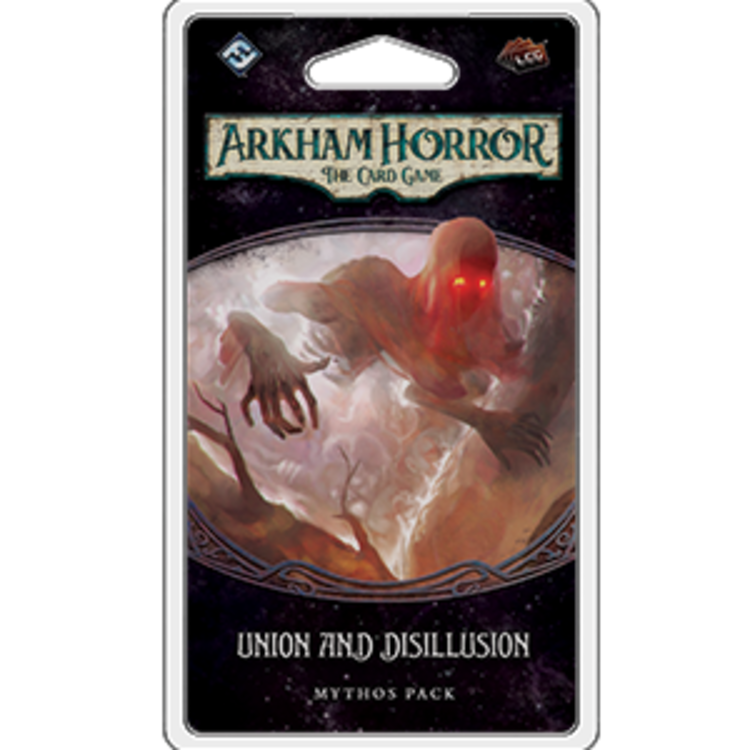 Fantasy Flight Games Arkham Horror LCG: Union and Disillusion Mythos Pack (Circle Undone 4)