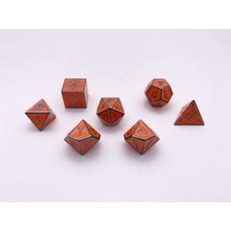 Norse Foundry Dice Enamel Norse Dice Set Molten Lava Fair Game It produces all manner of metal components, including weapon and automaton parts. fair game