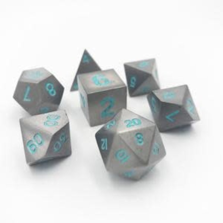 Norse Foundry Norse Foundry Dice: Metal Dice Set - Spellbound