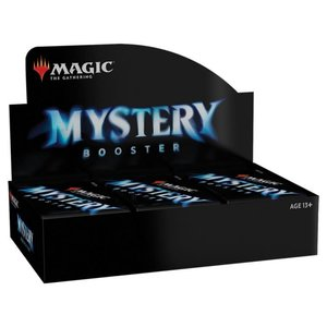 Wizards of the Coast Magic the Gathering: Mystery Booster Booster Box (online)