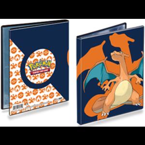 Pokemon International Ultra Pro: Pokemon - Charizard 4-Pocket Portfolio