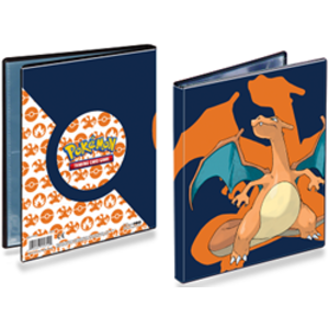 Ultra Pro Ultra Pro: Pokemon - Charizard 4-Pocket Portfolio