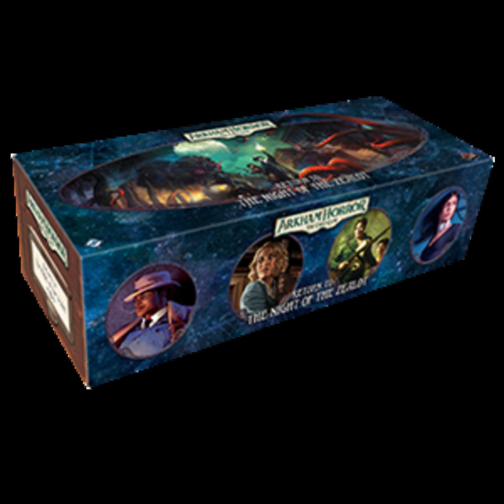 Fantasy Flight Games Arkham Horror LCG - Return of the Night of the Zealot Expansion