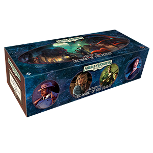 Fantasy Flight Games Arkham Horror LCG - Return of the Night of the Zealot Expansion