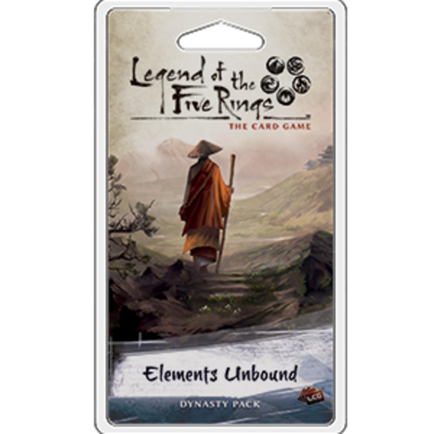 Fantasy Flight Games Legend of the Five Rings: Elements Unbound Dynasty Pack