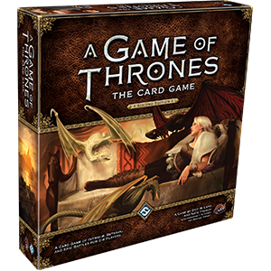Fantasy Flight Games A Game of Thrones Card Game 2nd Edition: Core Set