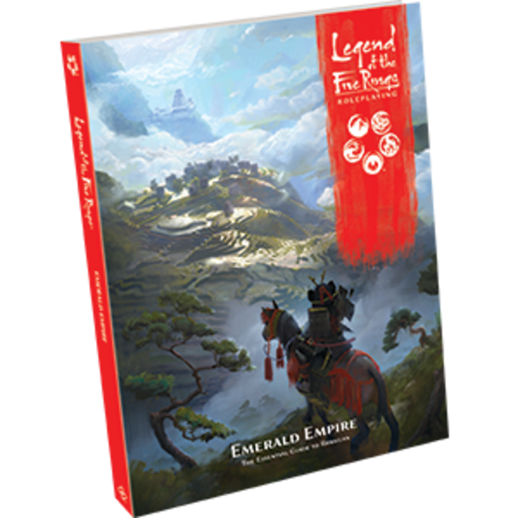 Fantasy Flight Games Legend of the Five Rings Roleplaying Game: Emerald Empire