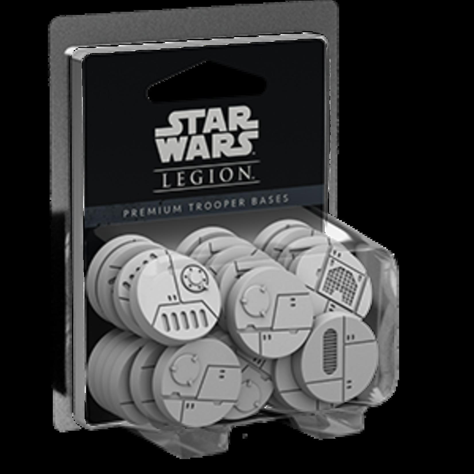 Fantasy Flight Games Star Wars: Legion - Premium Trooper Bases