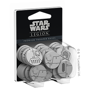 Fantasy Flight Games Star Wars: Legion - Premium Trooper Bases