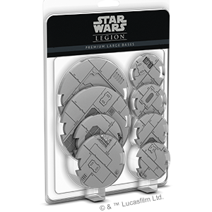 Fantasy Flight Games Star Wars Legion - Premium Large Bases