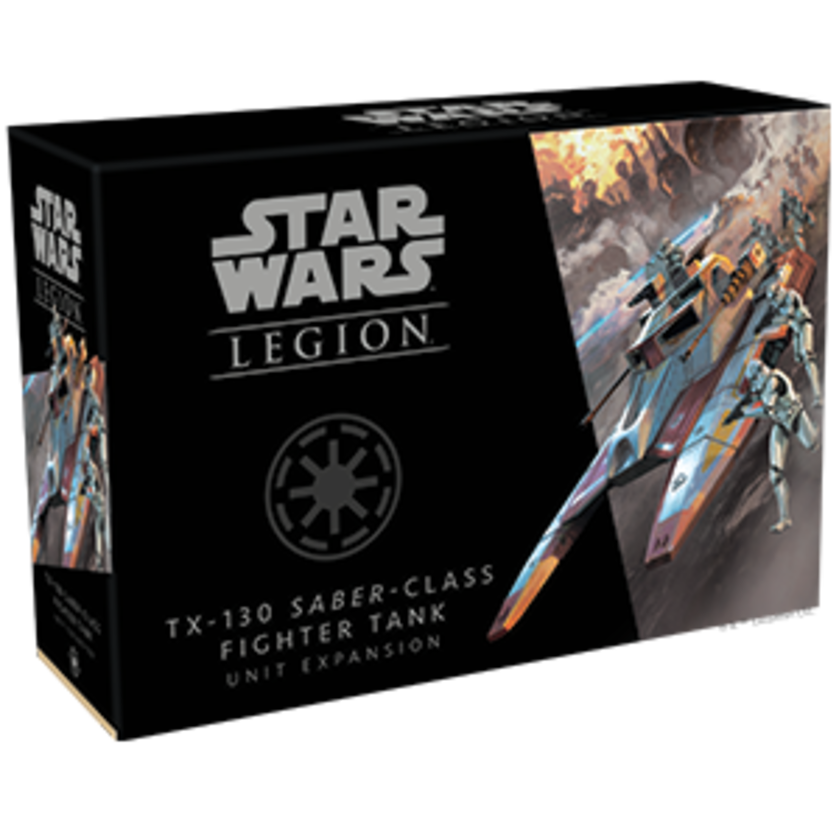 Fantasy Flight Games Star Wars: Legion - TX-130 Saber-class Fighter Tank Unit Expansion
