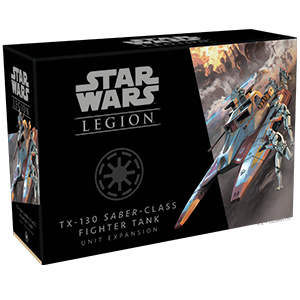 Fantasy Flight Games Star Wars: Legion - TX-130 Saber-class Fighter Tank Unit Expansion