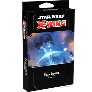 Fantasy Flight Games Star Wars X-Wing: 2nd Edition - Fully Loaded Devices Pack