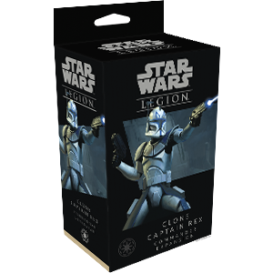 Fantasy Flight Games Star Wars: Legion - Clone Captain Rex Commander Expansion