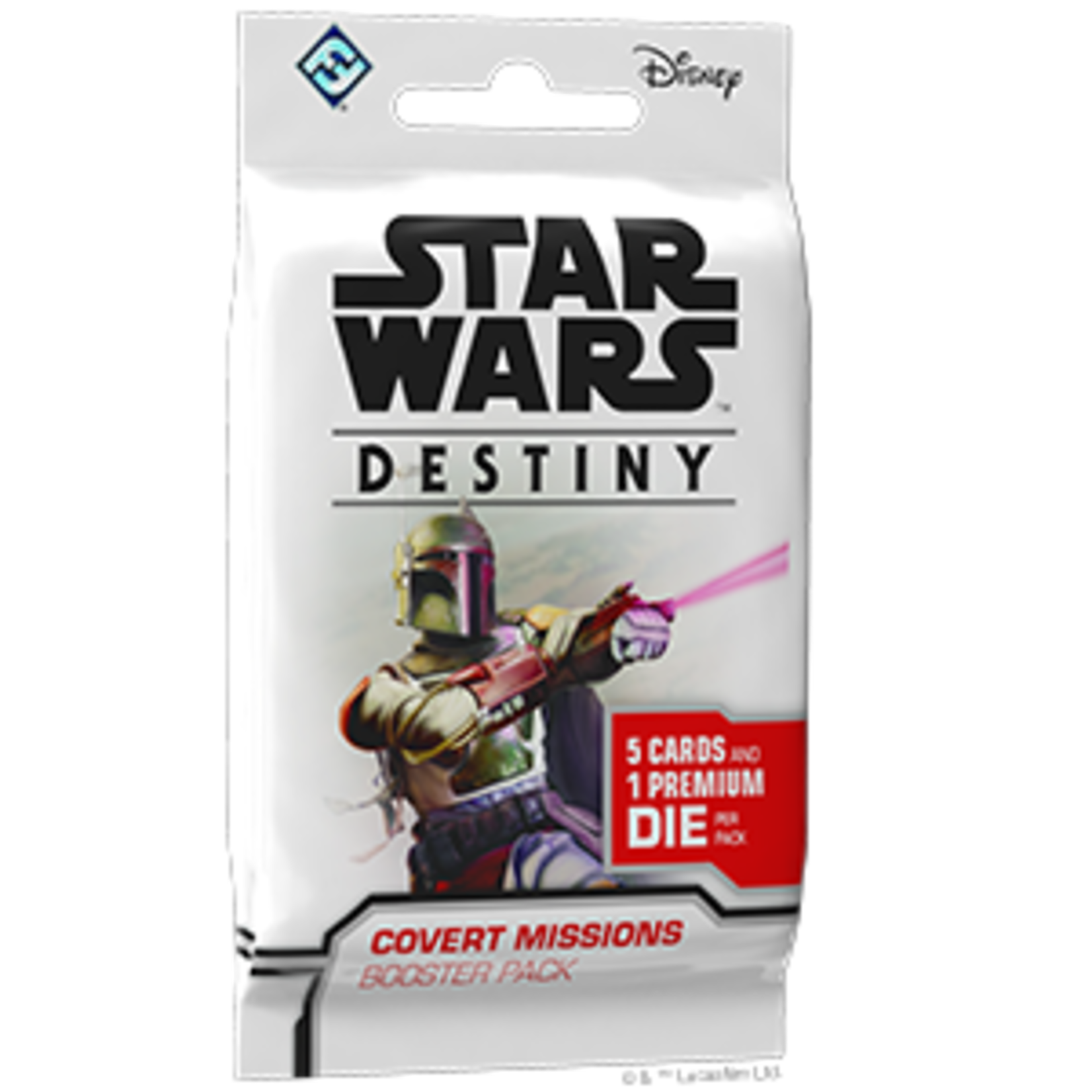 Fantasy Flight Games Star Wars Destiny: Covert Missions Booster Pack
