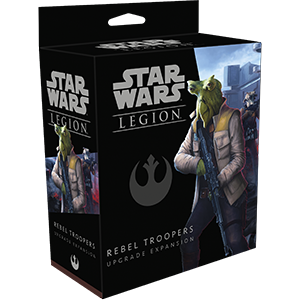 Fantasy Flight Games Star Wars Legion: Rebel Troopers Upgrade Expansion