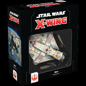 Fantasy Flight Games Star Wars X-Wing 2nd Edition: Ghost