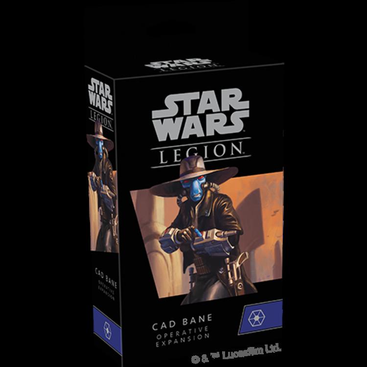 Fantasy Flight Games Star Wars Legion - Cad Bane Operative Expansion