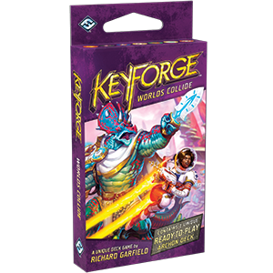Fantasy Flight Games KeyForge: Worlds Collide - Archon Deck