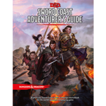 Wizards of the Coast Dungeons and Dragons 5th Edition: Sword Coast Adventurers Guide Hardcover